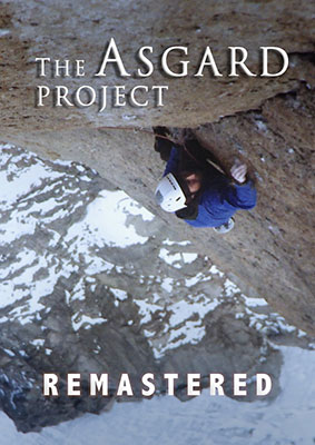 The Asgard Project - Climbing Film Poster