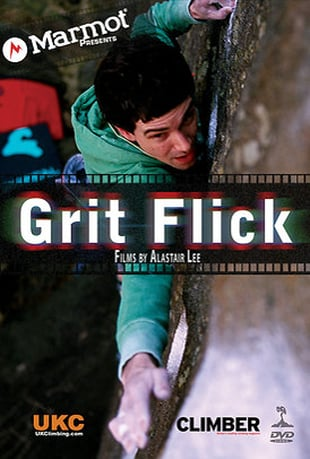 Grit Flick Climbing Film Poster